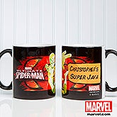 Personalized Ultimate Spiderman Coffee Mug - 14417