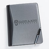 Business Logo Personalized Portfolio - Gray - 14455