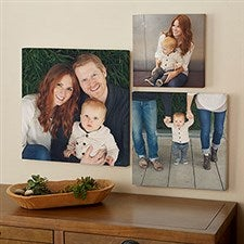 Personalized Square Photo Canvas Prints - 14472