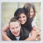 Personalized Square Photo Canvas Prints - 14472