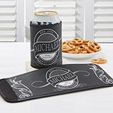 Personalized Can & Bottle Wraps - Father's Day Beer Label - 14498