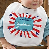 Personalized Baby Clothes - My First 4th of July - 14567