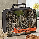 Personalized Camoflauge Lunch Bag - Tree Camo - 14598