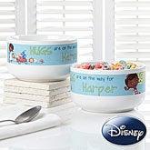 Personalized Disney Doc McStuffins Bowl - Kids - 14659