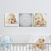 Personalized Baby Canvas Wall Art Collection - I Am Special - 14687