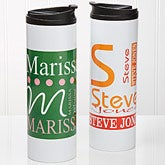 Personalized Travel Tumbler - Personally Yours - 14697