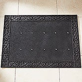 Recycled Rubber Doormat Tray - 14704