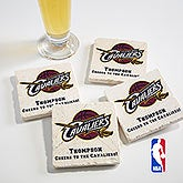 Personalized NBA Coasters Set - 14711