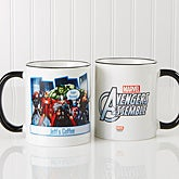 Personalized Coffee Mug - Avengers - 14730