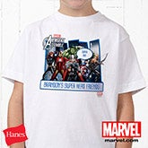 Personalized Avengers Clothes - 14731