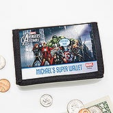 Personalized Avengers Wallet - 14732