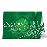 Personalized Christmas Cards - Joyous Season - 14733
