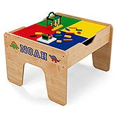 Personalized Kid Kraft 2 in 1 Activity Table - 14822D