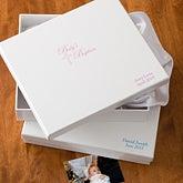 Personalized Baptism Keepsake Memory Box - 1482D