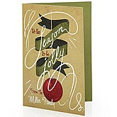 Personalized Christmas Cards - 'Tis The Season To Be Jolly - 14840