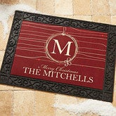 Personalized Christmas Doormats | PersonalizationMall.com