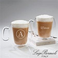 Personalized Luigi Bormioli Monogram Insulated Mug Set - 14880