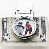 Personalized Photo Watch Money Clip - Favorite Faces - 14897D