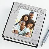 Personalized Family Photo Album - Where Life Begins - 14916