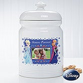 Disney Frozen Personalized Cookie Jar - 14924
