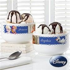 Disney Frozen Personalized Bowl - 14925