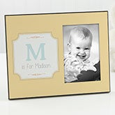 Personalized Baby Picture Frame - I Am Special - 14984