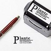 Self-Inking Personalized Return Address Stamps - Tipani - 1500