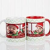 Personalized Christmas Mugs | PersonalizationMall.com