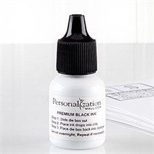 Black Ink Refill For Self-Inking Stampers - 15109