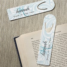 Personalized Women's Bookmark Set - Name Meaning - 15122