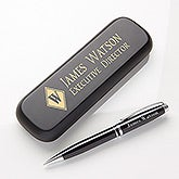Personalized Monogram Pen Set - Executive Monogram - 15133