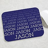 Personalized Mouse Pad - Optic Name - 15205