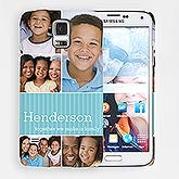 Personalized Samsung Galaxy S5 Photo Collage Hardcase - 15218