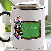 Head of the Class© Personalized Mug