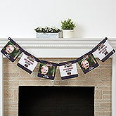 Personalized Photo Party Banner - NBA Game Day Ticket - 15294