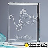 Personalized Keepsake - SmileyWorld Love - 15319