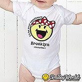 Personalized Baby Apparel - SmileyBaby Love - 15330