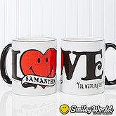 Personalized Love Coffee Mug - SmileyWorld - 15332
