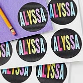 Personalized Stickers - All Mine! - 15393