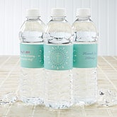 Personalized Water Bottle Labels - Religious Celebrations - 15397