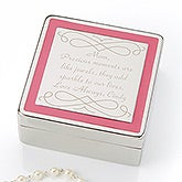 Personalized Jewelry Box - Enchanting Mother - 15460