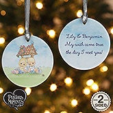 Personalized Precious Moments Ornament - Wishing Well - 15485