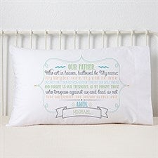 Personalized Pillowcase - Our Father Prayer - 15505