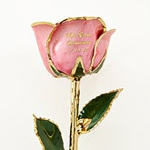 Personalized Preserved Rose - Quinceanera - 15532D