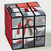 Personalized Romantic Photo Rubik's Cube - Cute Couple - 15535