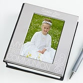 Personalized Religious Photo Album - My First Communion - 15548