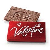 Valentine's Day Milk Chocolate Bar - 15555