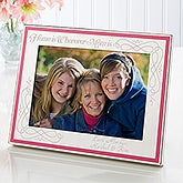 Personalized Pink Frame - Enchanting Mother - 15574