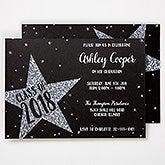 Personalized Graduation Invitations - Shining Star - 15629