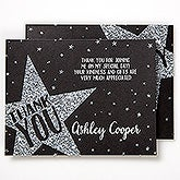 Personalized Graduation Thank You Cards - Shining Star - 15630